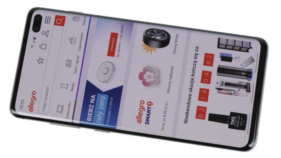 Test smartfona Samsung Galaxy S10+ – flagowiec doskonały?