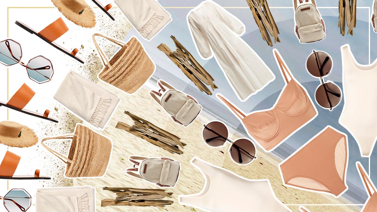 Moda plażowa - trendy na SS19