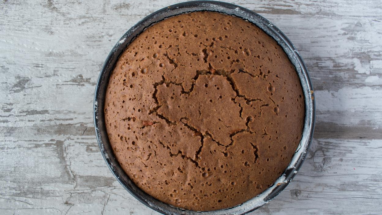 Jak zrobić biszkopt czekoladowy?