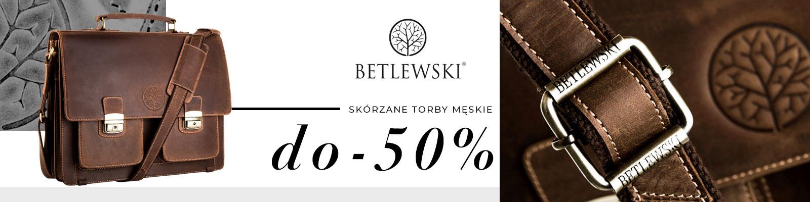 Betlewski - torby męskie