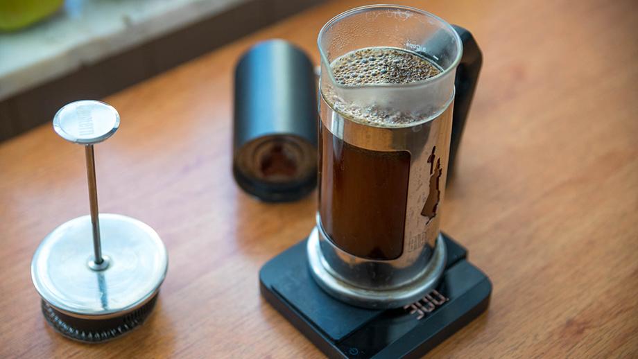 Przełamanie kawowego kożucha