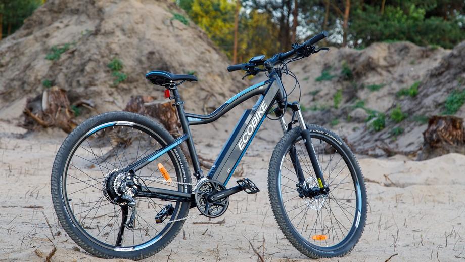 Test roweru elektrycznego Ecobike S5