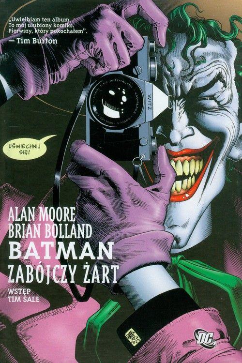 komiks batman zabójczy żart
