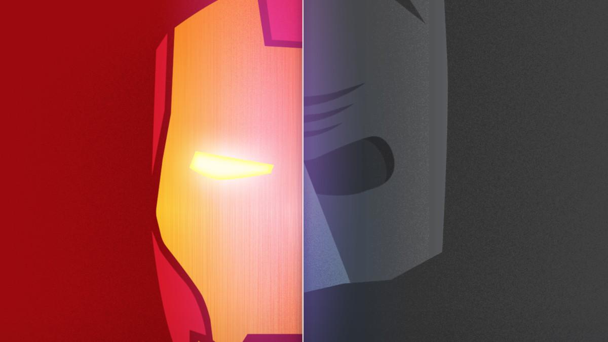 Marvel vs DC na Allegro!