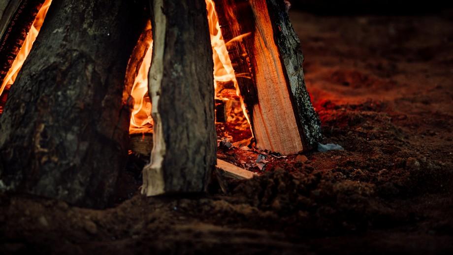 konstrukcja ogniska stożek ogniskowy