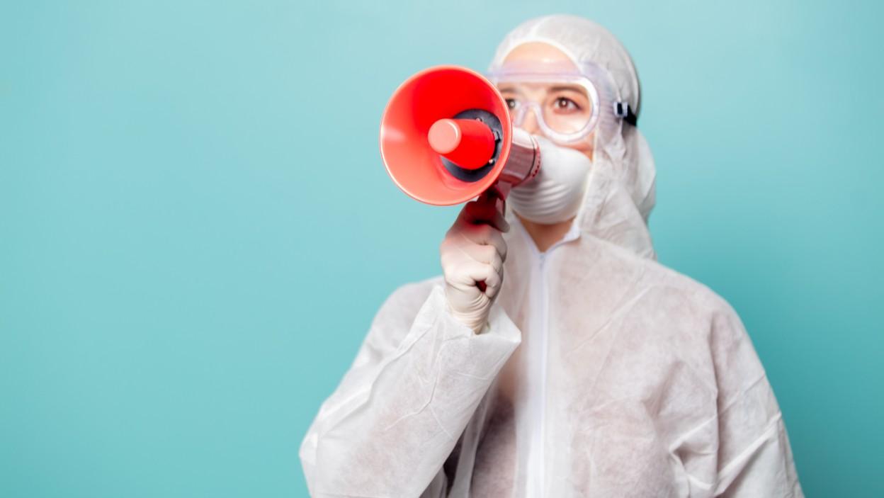 Как носить антивирусную маску - что это и когда нужно использовать?