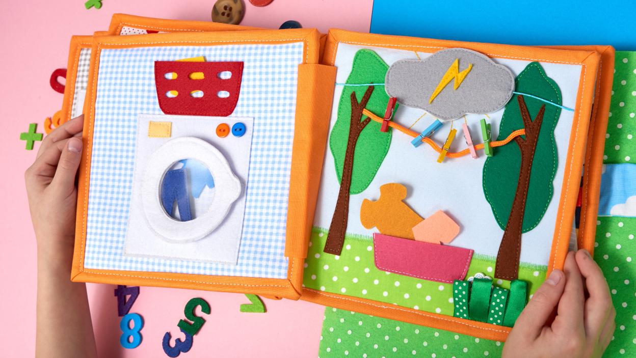 Top 10 Ksiazeczek Sensorycznych Dla Dzieci Allegro Pl