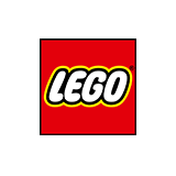 lego logo płytka