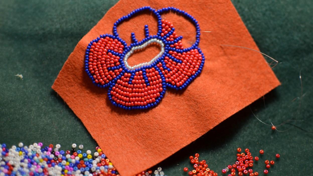 Do czego można wykorzystać haft koralikowy?