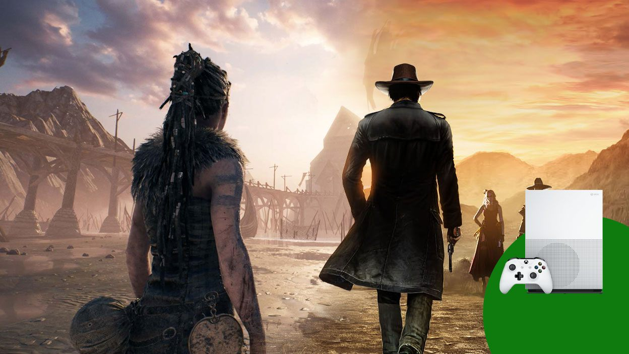 Top 10 gier na Xbox One