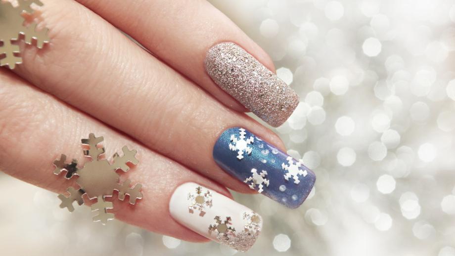 7efd309f50 Wigilijny manicure – postaw na modne wzory - Allegro.pl