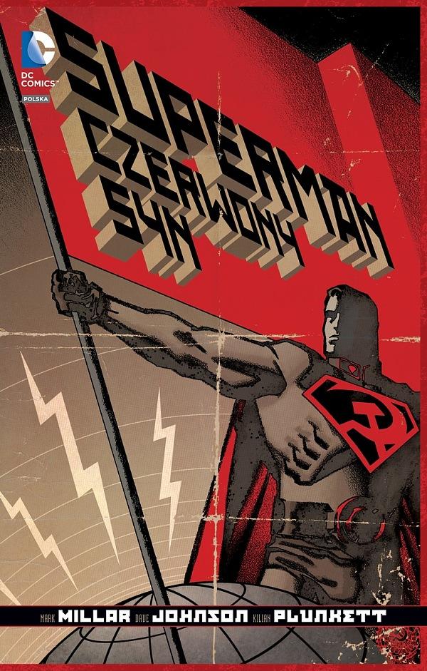 komiks superman czerwony syn