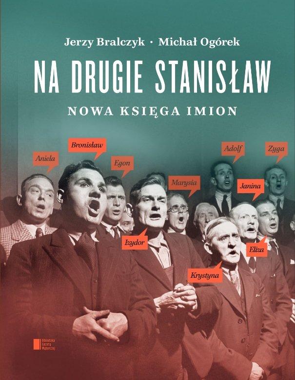 """""""Na drugie Stanisław"""" Jerzy Bralczyk, Michał Ogórek – recenzja"""