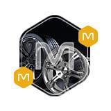 monety opony