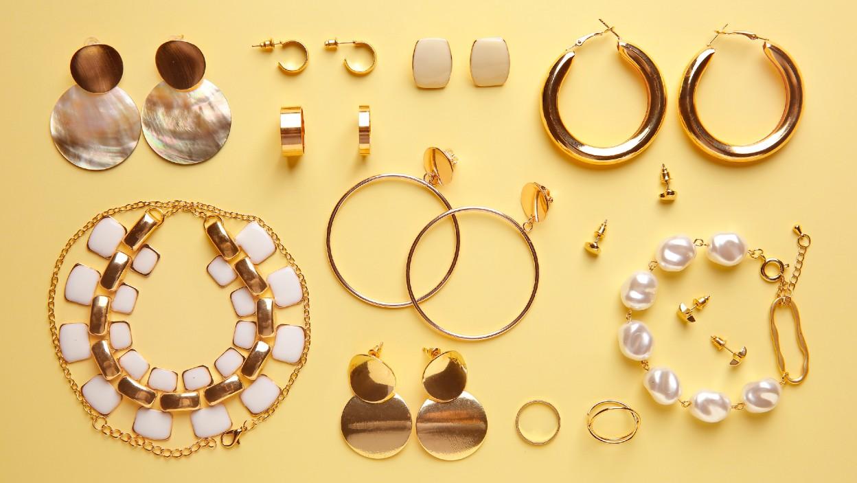Šperky z nehrdzavejúcej ocele - elegantné a lacné