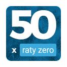 generyk 132x132 raty 50 raty zero