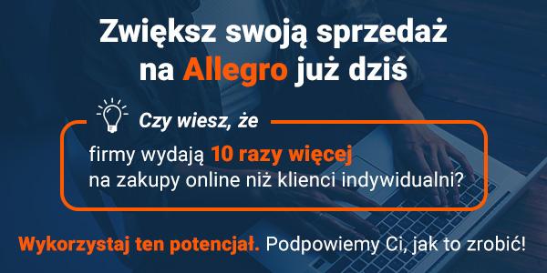 Sprzedawaj Na Allegro Do Firm