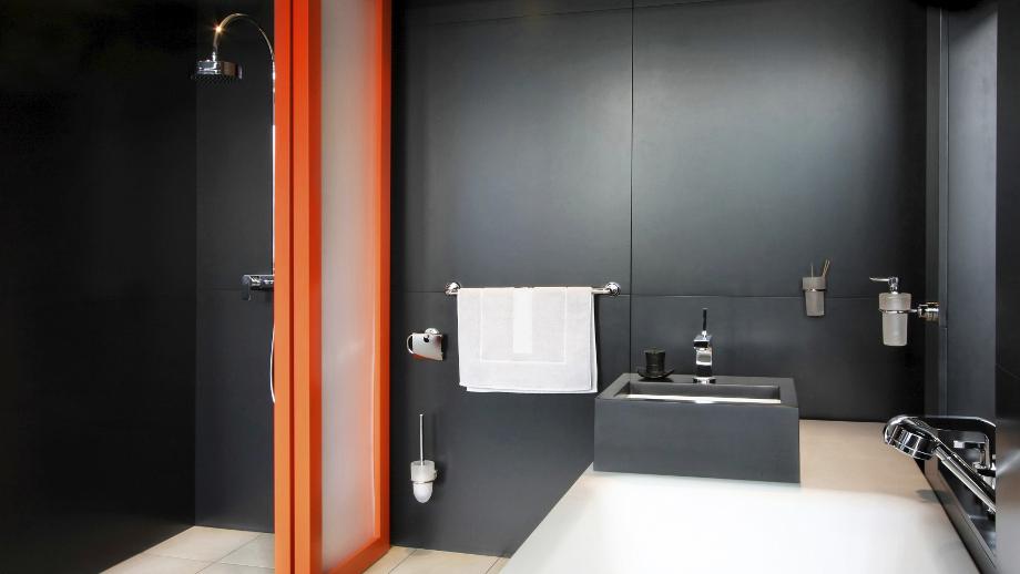 Nowoczesna łazienka Prysznic Bez Brodzika Allegropl