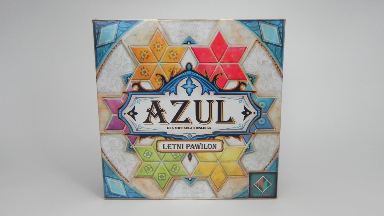"""""""Azul – Letni Pawilon"""" – recenzja"""
