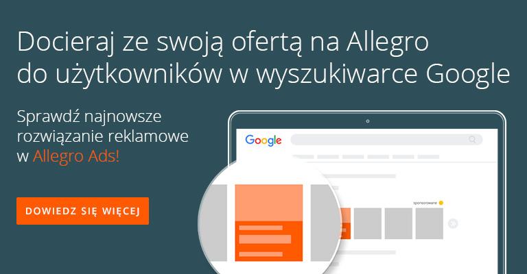 Allegro Ads Reklama Twoich Ofert Na Allegro