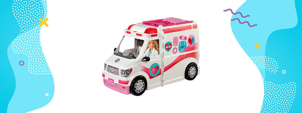 Barbie Karetka – Mobilna klinika (FRM 19)