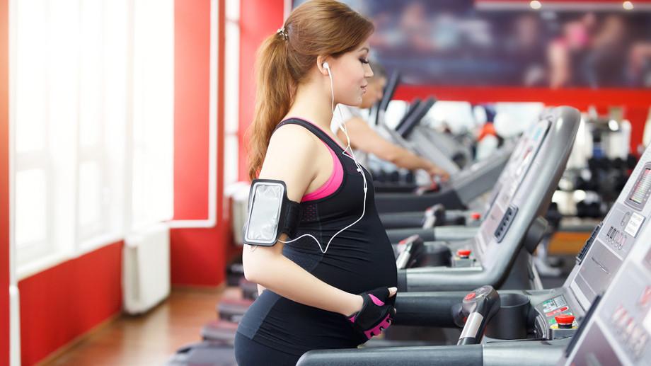 b18b73e2 W ciąży na siłownię – co wolno, a czego nie wolno robić - Allegro.pl