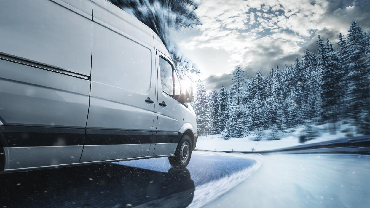 Najlepsze opony zimowe do auta dostawczego na sezon 2019/2020