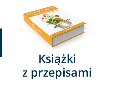 Książki z przepisami