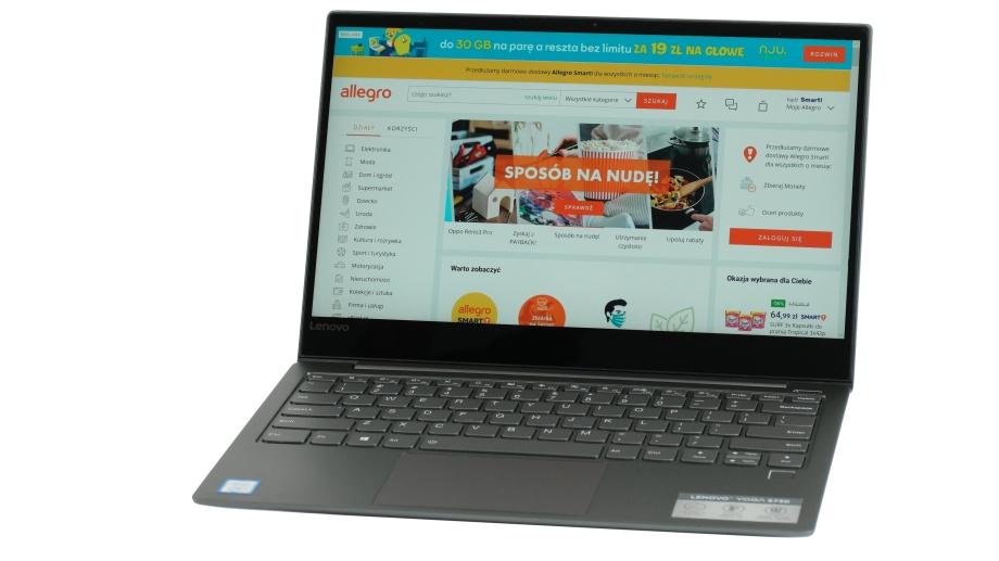 Test Lenovo Yoga S730 – czy to nadal Yoga?