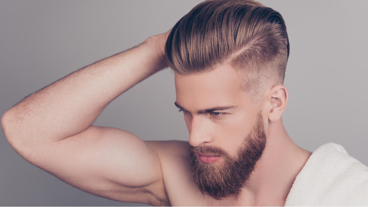 Żel, pasta, guma, czy lakier do włosów? Jak skutecznie utrwalić męską fryzurę?