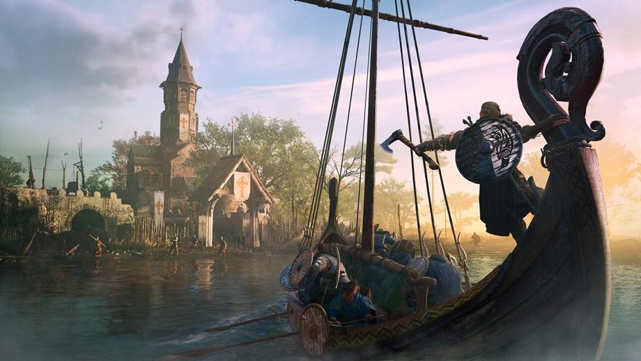 Assassins' Creed Valhalla fani serii w końcu dostaną grę w klimatach wikingów