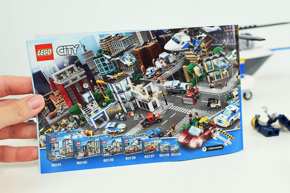 Photo 3 Celá séria mesta Lego, ktorá sa týka polície