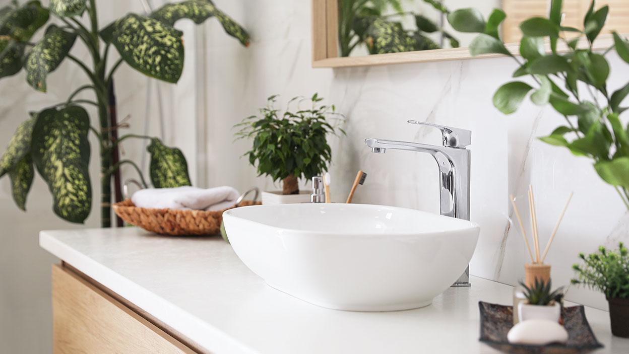 Jak urządzić ekologiczną łazienkę?