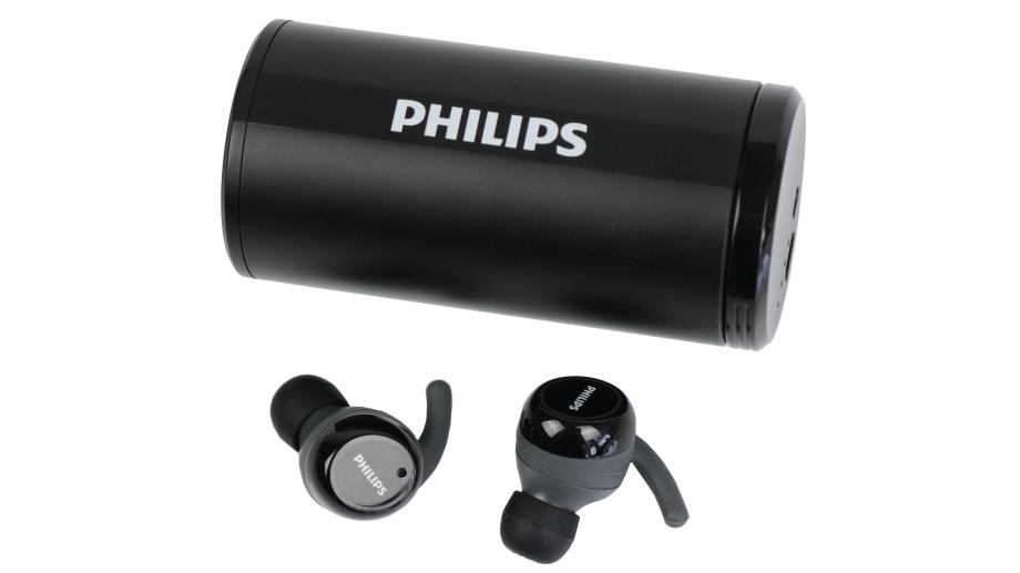 Test modelu Philips ActionFit TAST702BK – słuchawki TWS z lampą UV!