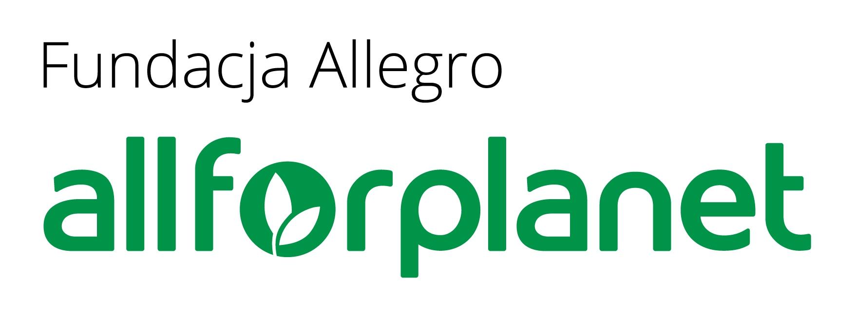 Fundacja Allegro All For Planet Allegro Charytatywni