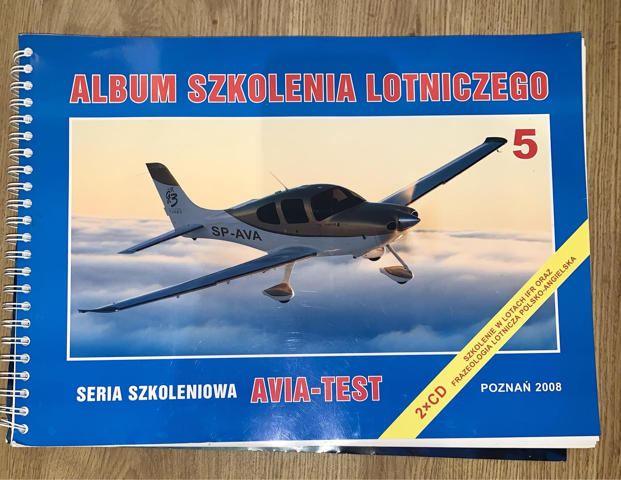 Album Szkolenia Lotniczego Szutowski Avia Test Kup Teraz Za 199 00 Zl Krakow Allegro Lokalnie
