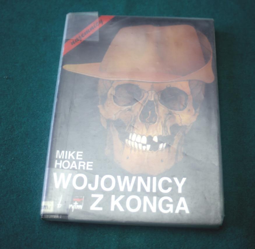 наемники CONGO WARRIORS Mike Hoare Africa