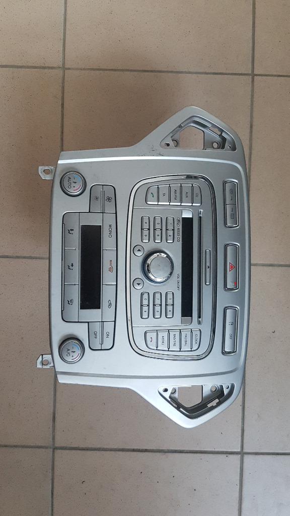 ford 6000cd mondeo