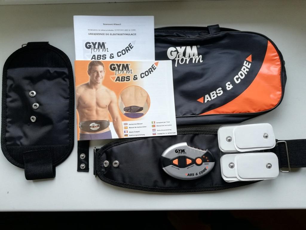 Gymform Abs Core Kup Teraz Za 70 00 Zl Bydgoszcz Allegro Lokalnie