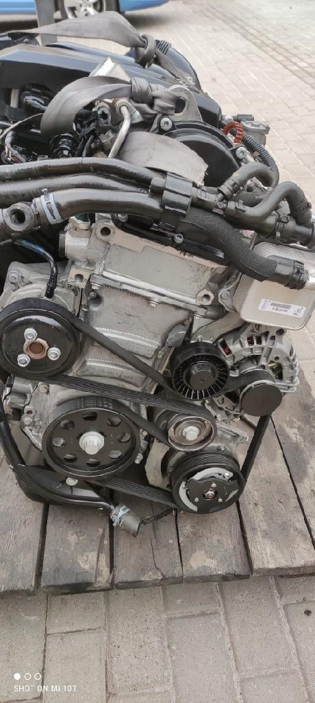Двигатель комплектный skoda volkswagen seat 1.2 tsi cbz, фото 2