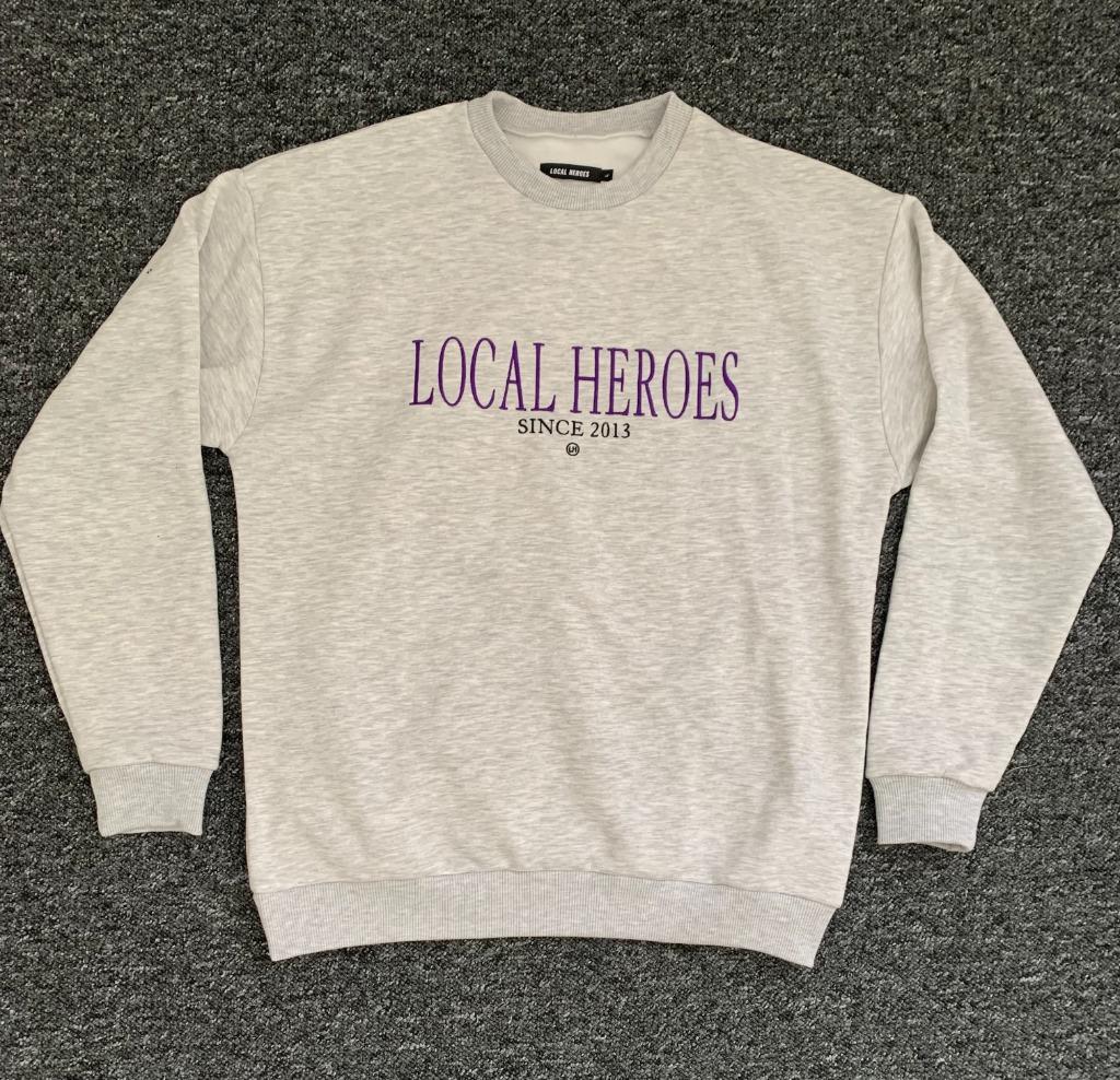 Local Heroes Bluza Oversize L Nowa Kup Teraz Za 200 00 Zl Jasienica Allegro Lokalnie