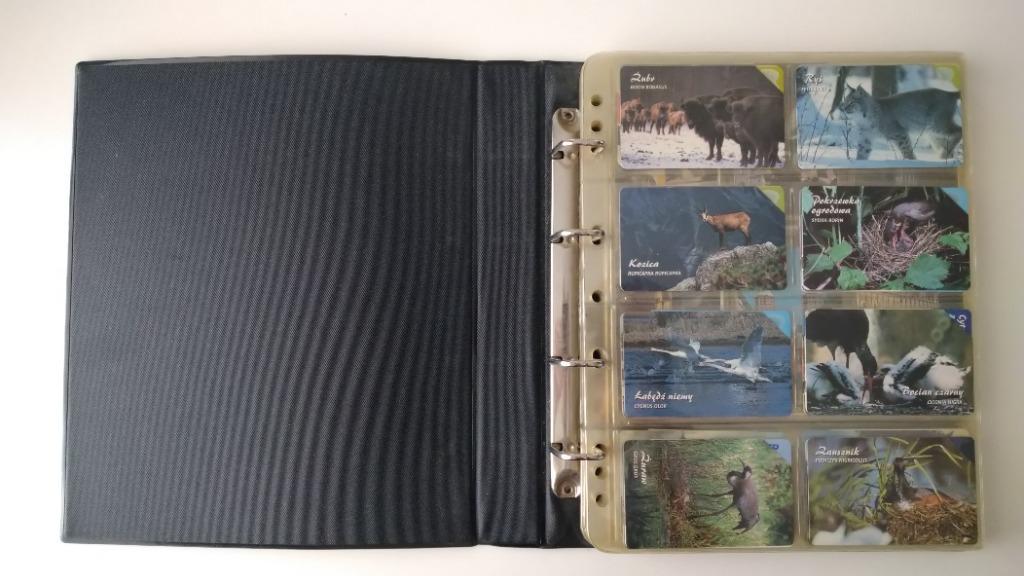 Польские и зарубежные телефонные карты