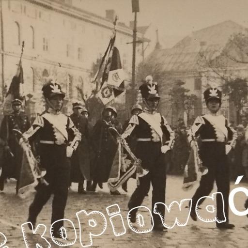 Parada Wojsko Uroczystości II RP Oryginał  ap03