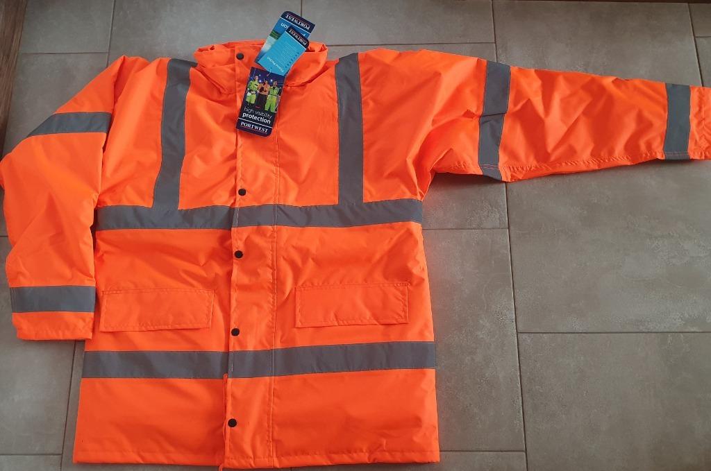 Куртка повышенной видимости 4в1 Portwest S468 размер L