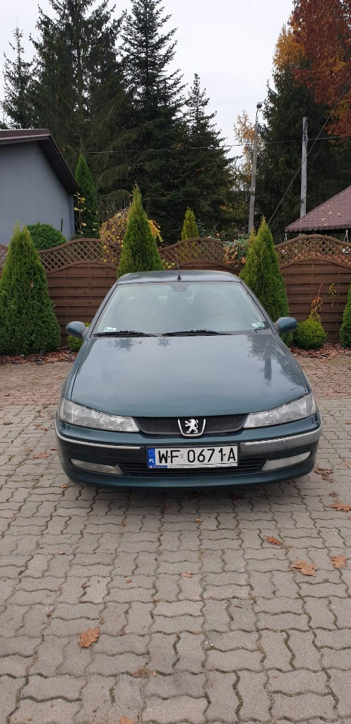 Peugeot 406 2 0 Hdi Cena 2100 00 Zl Wola Kielpinska Allegro Lokalnie