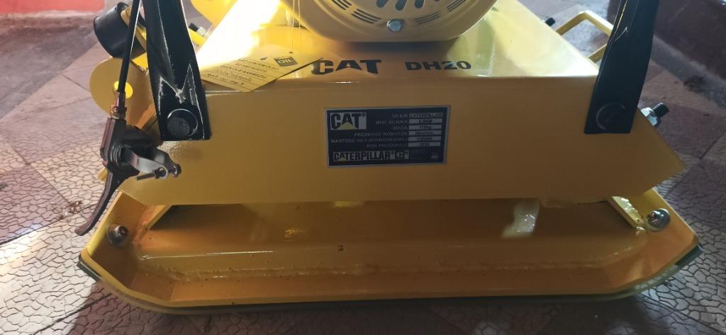 CAT DH20 + коврик NEW