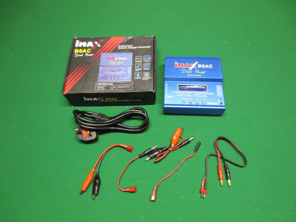 Ladowarka Imax B6ac Dual Power Lipo Uszkodzona Kup Teraz Za 50 00 Zl Zwolen Allegro Lokalnie