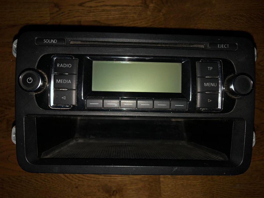 радио rcd210 volkswagen