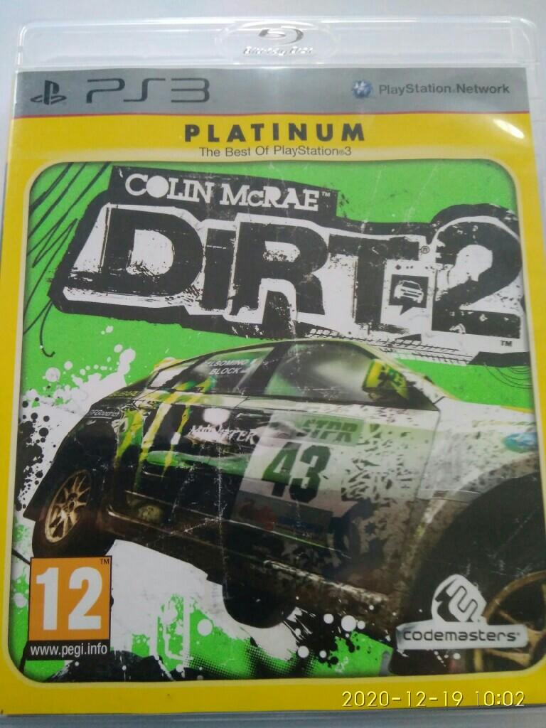 Colin Mcrae Dirt 2 Ps3 Kup Teraz Za 49 00 Zl Mszczonow Allegro Lokalnie