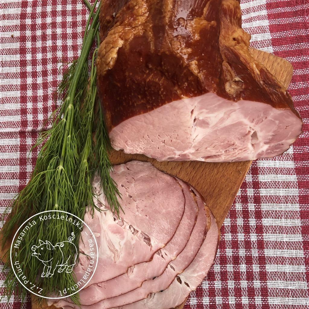 Baleron Wiejski 1kg PROSTO Z MASARNI-mięso-wędliny